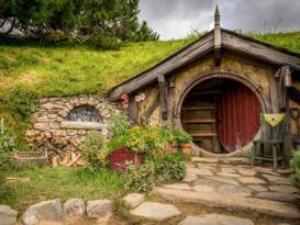 En güzel hobit evleri
