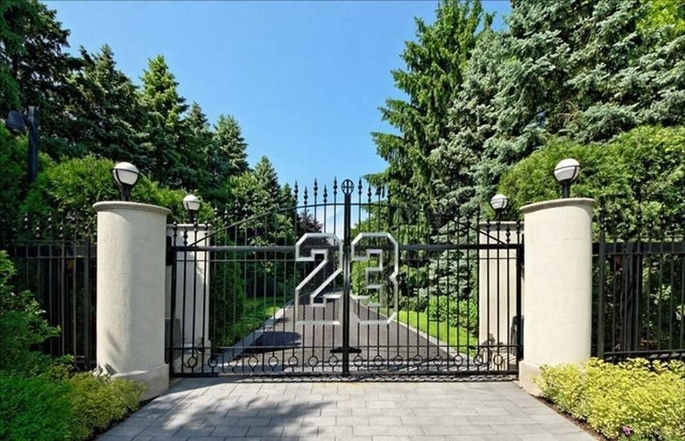 Michael Jordan'ın bir türlü satamadığı evi