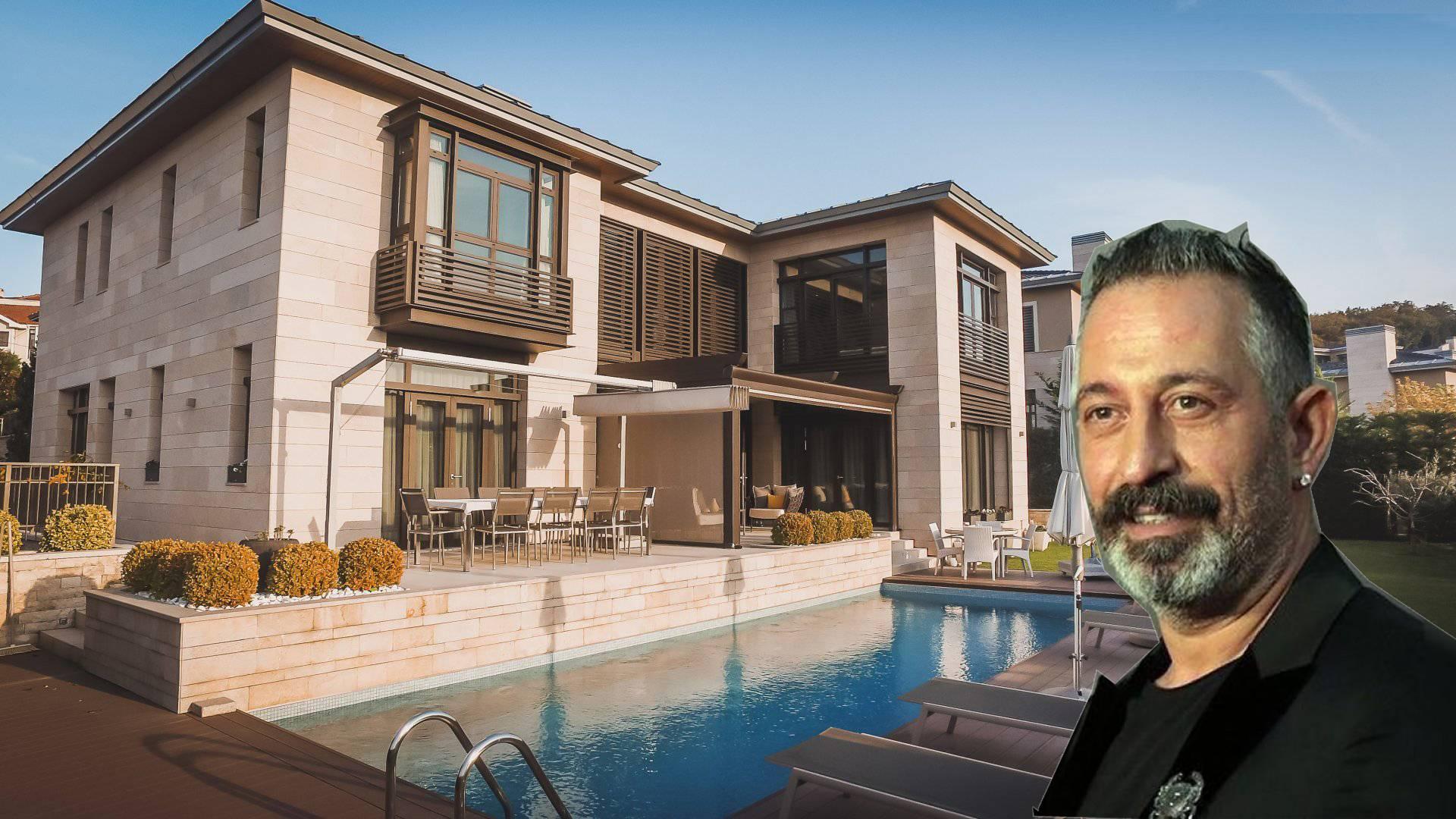 Cem Yılmaz Zekeriyaköy Ormanada villasını 2 milyon dolara satıyor!