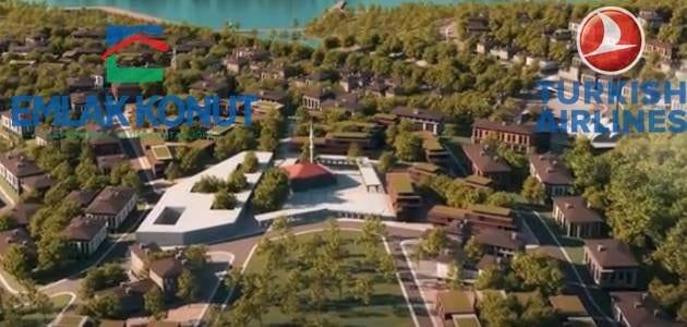 Türk Hava Yolları ve Emlak Konut GYO'dan Dev Proje