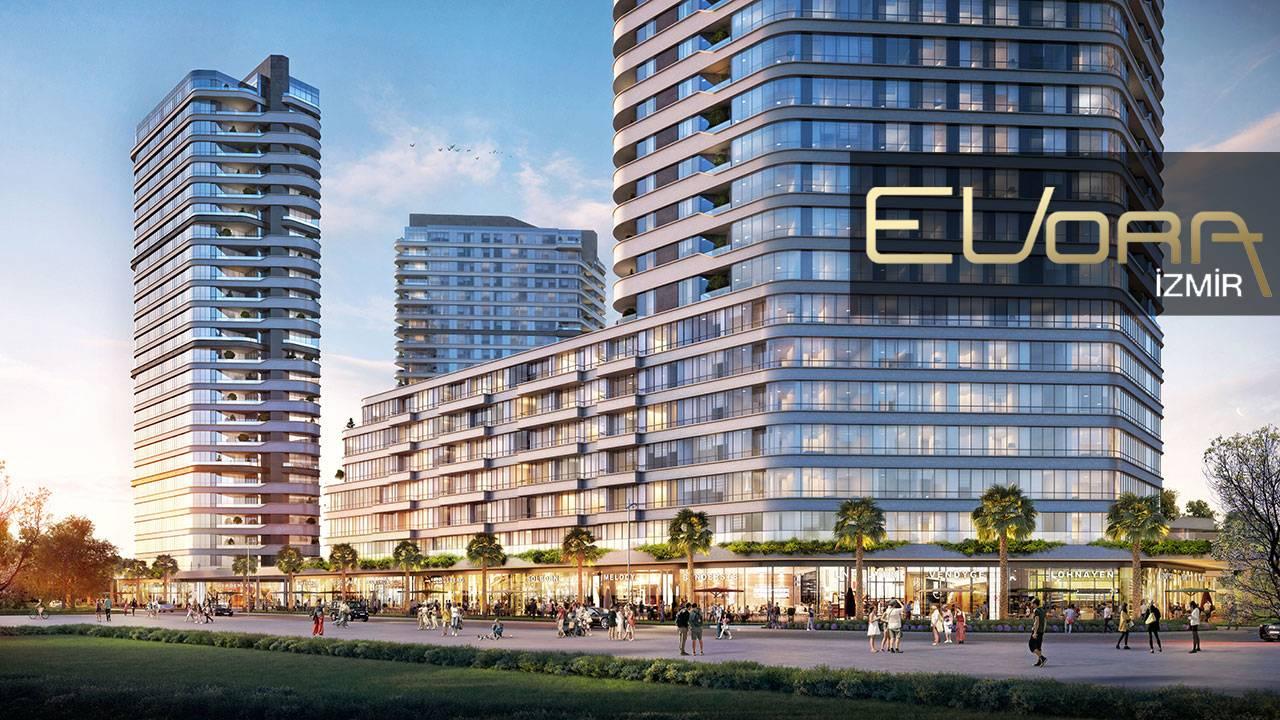 Evora İzmir Projesi