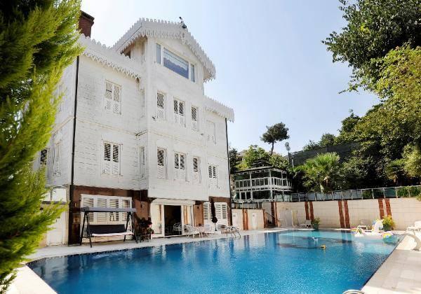 14 odalı tarihi Amiral Osman Paşa köşkü satışa çıktı