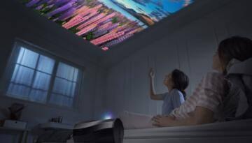 Acer'ın evde kullanım için geliştirdiği iki yeni projektör Türkiye'de