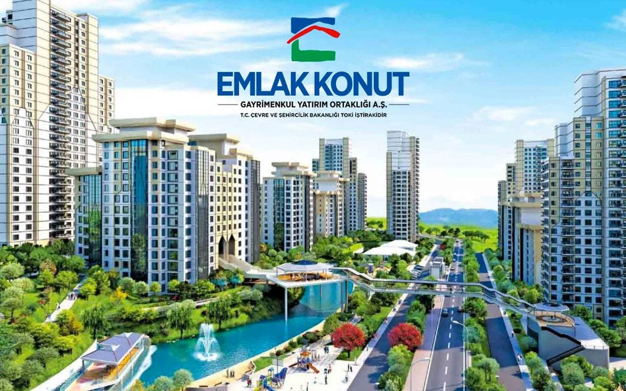 Yüzde 5 peşinatla alabileceğiniz Emlak Konut GYO İstanbul Projeleri
