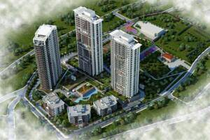 Tual Adalar İstanbul-Kartal projesi