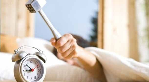 Her sabah alarmızı erteleyenlerden misiniz?
