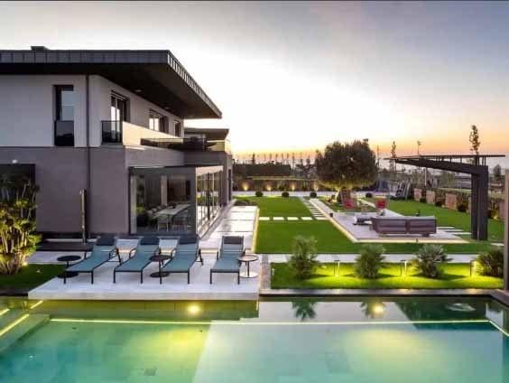 Yeşilyaka Koru son 25 adet villa sizleri bekliyor.