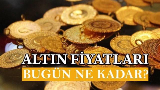Altın son dakika: Çeyrek altın 732 lira oldu