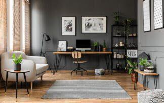 Home Ofis Dekorasyon u Nasıl Olmalı?