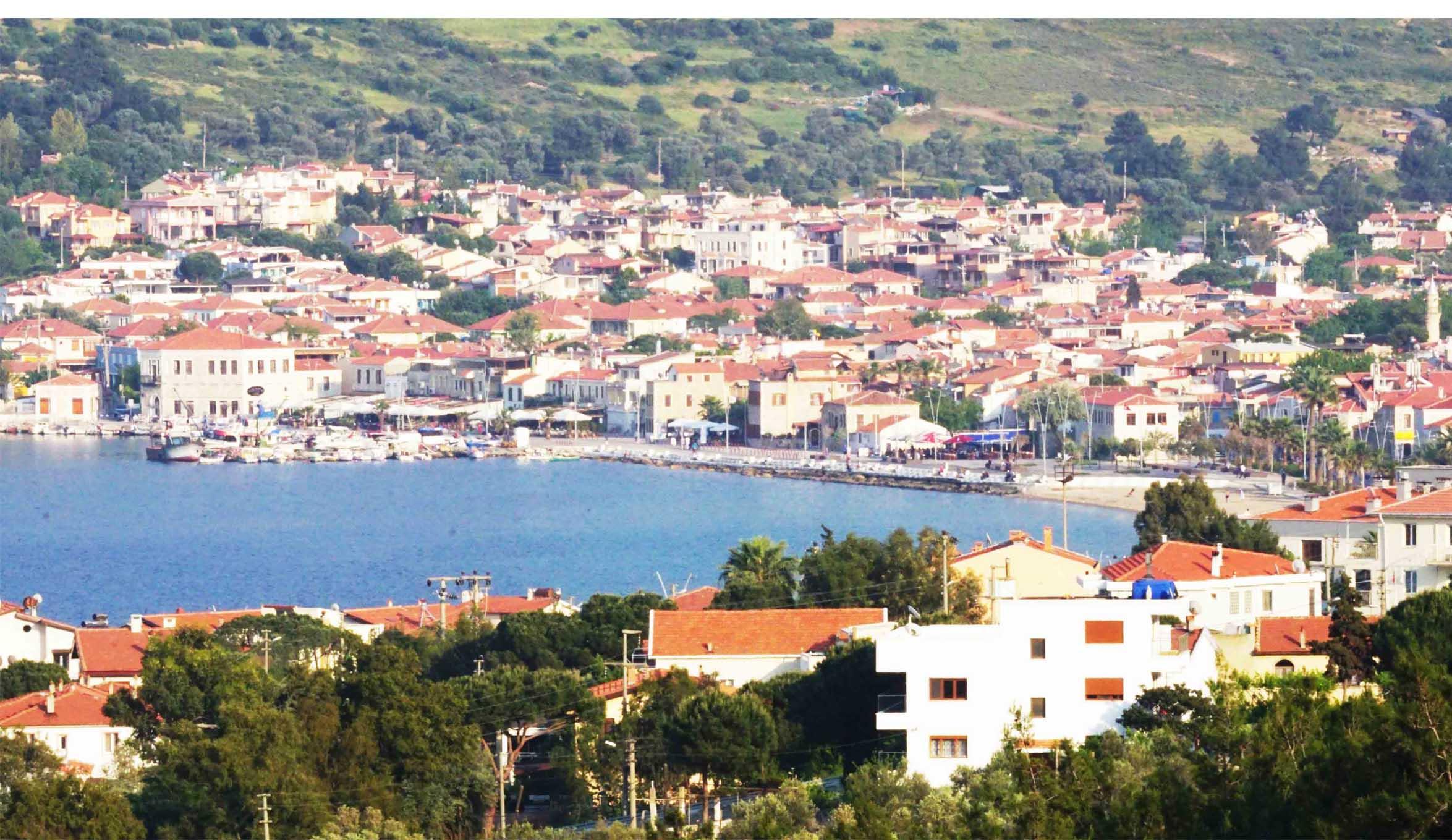 İzmir Foça'da yazlık fiyatları yüzde 50 arttı