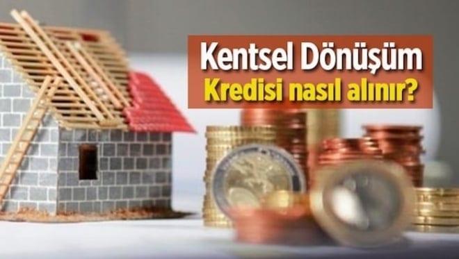 Kentsel Dönüşüm Kredisi Veren 17 Banka