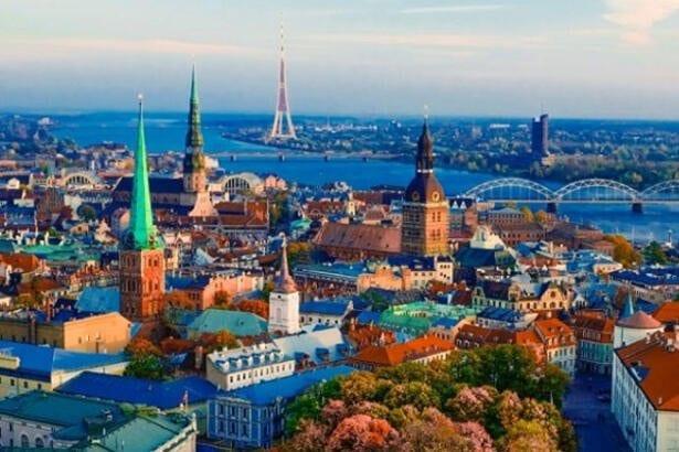 Litvanya 'da Gezilecek En Güzel Yerler
