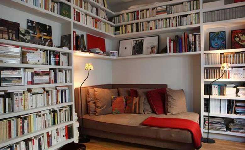 Evleriniz İçin Okuma Köşesi Oluşturun