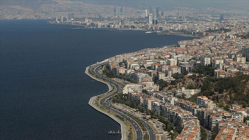 İzmir'de konut satışları yüzde 6,9 oranında azaldı
