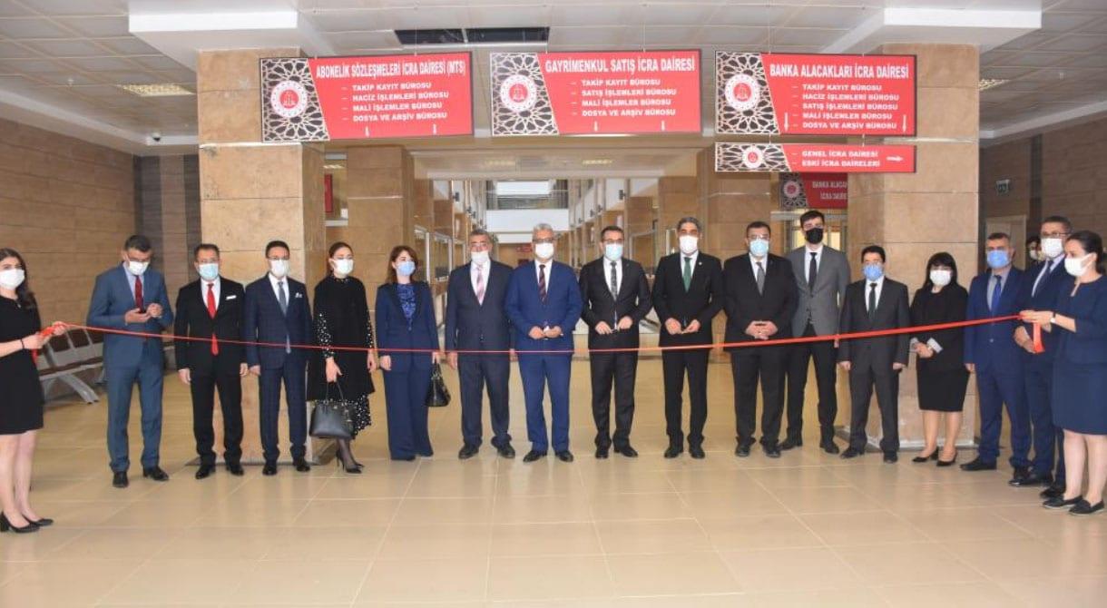 Adana Yeni Adalet Sarayı İcra Daireleri