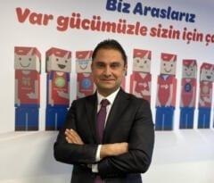 Aras Kargo'nun Genel Müdür Yardımcılığına Cem Oğuz getirildi.