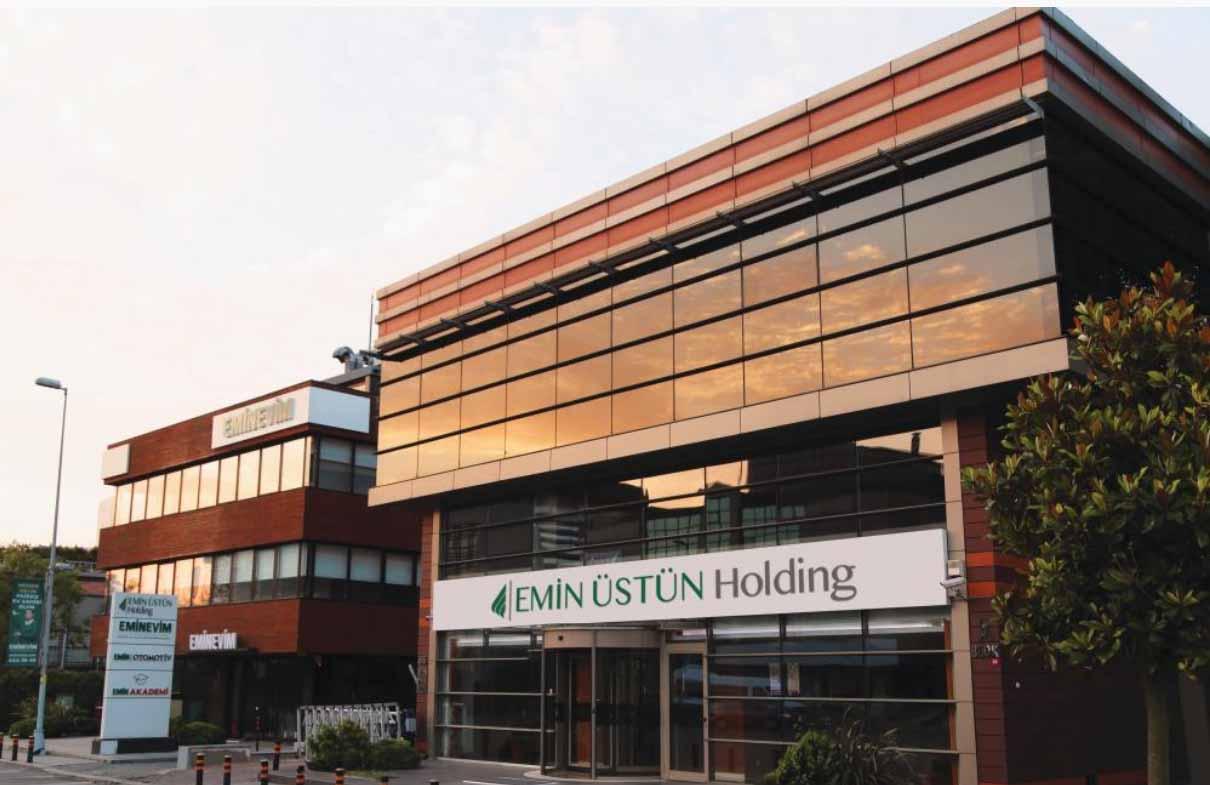 Emin Grup hizmetlerine Emin Üstün Holding olarak devam edecek