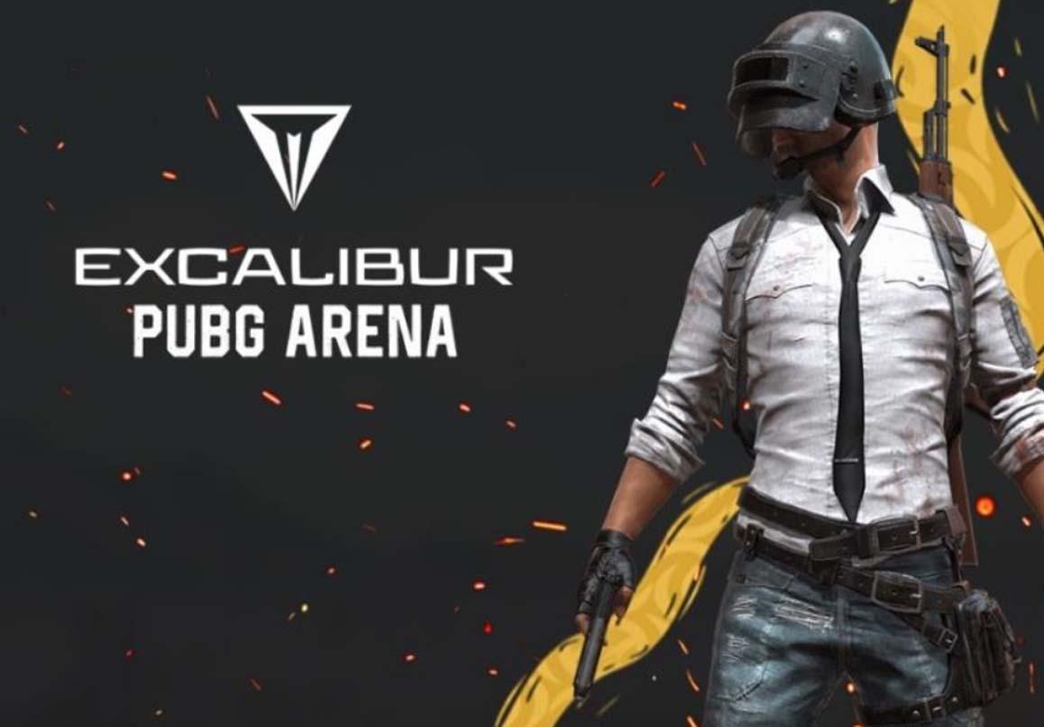 PUBG, Excalibur ile oyun severlerle buluşuyor
