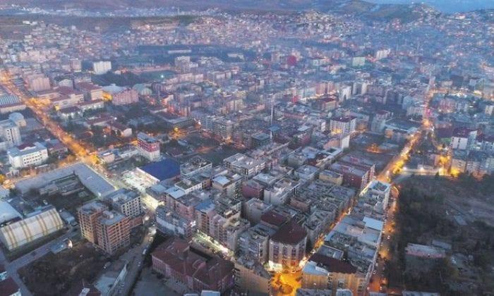 Siirt'te konut satışları yüzde 45 arttı