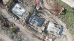 TOKİ tarafından depremzedeler için inşa edilen konutlar hızla yükseliyor