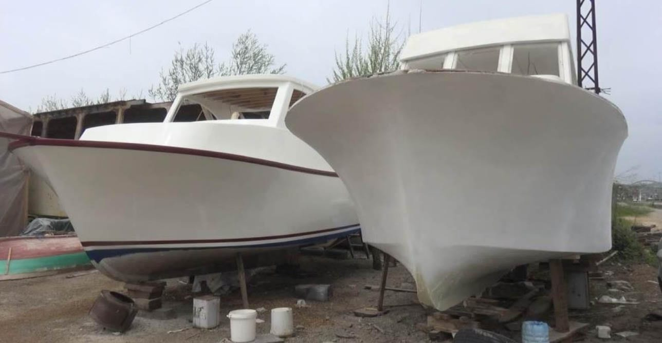 Ahşap tekne ve yat üretimini artırdı
